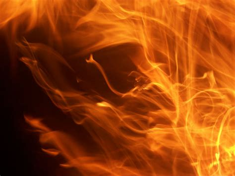 Dancing Flames Free Stock Photo - Public Domain Pictures