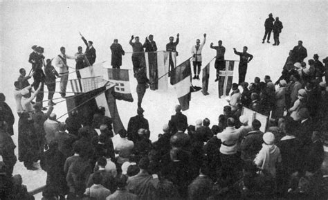 List of participating nations at the Winter Olympic Games