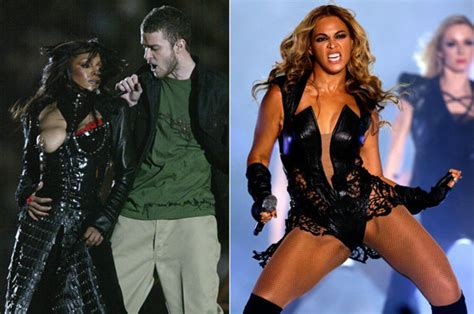 Sexiest Super Bowl outfits EVER: Nip slips, boob-baring