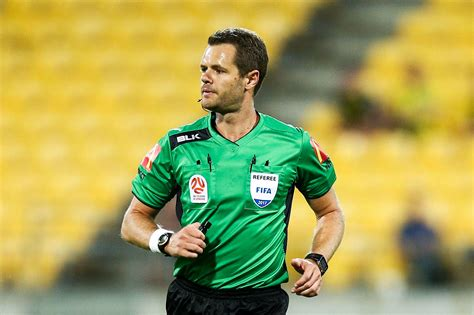 Chris Beath appointed as a video match official for FIFA