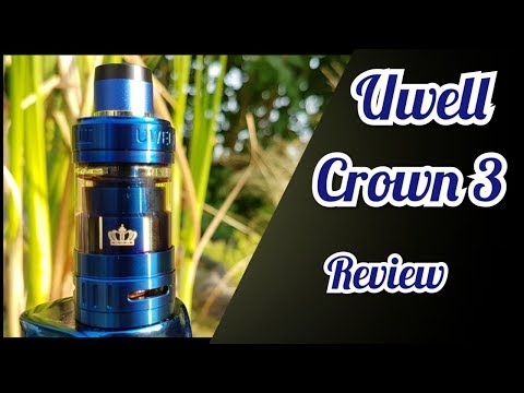 100% Original Uwell Crown II Tank 4ml Sub Ohm Tank Uwell