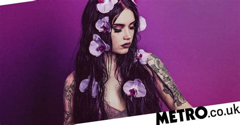 Swedish singer Angie talks mental health and pressures of