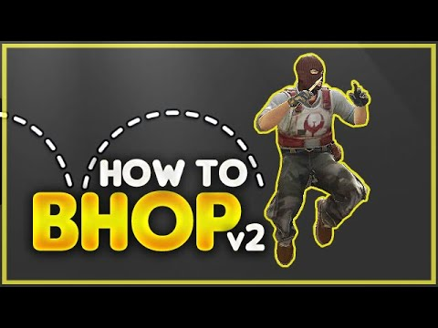 CSS: How to create a 100tick bhop server - YouTube