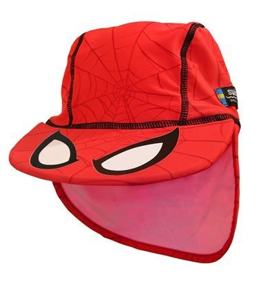 UV-keps barn Spiderman - Swimpy - Simbutiken