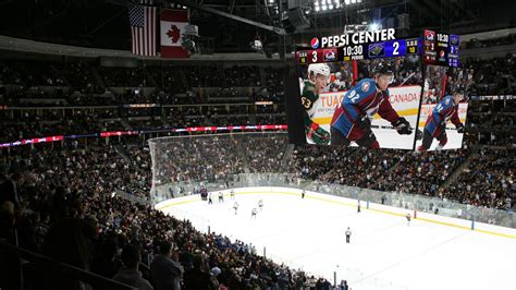 Pepsi Center gets digital overhaul - Mile High Hockey