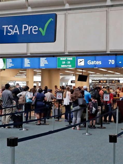 Love TSA PreCheck and Global Entry? Check your expiration