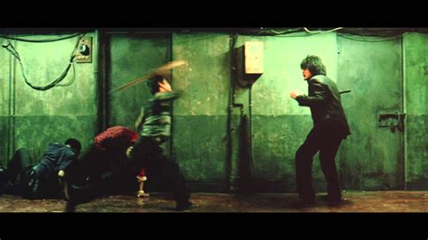 25 vs 1 – The superb fight scene from OLDBOY | AWMA Blog