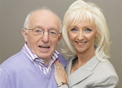 """Debbie McGee opens up about """"fairytale life"""" with husband"""
