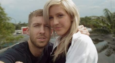 Outside: Listen to Calvin Harris new duet with Ellie Goulding