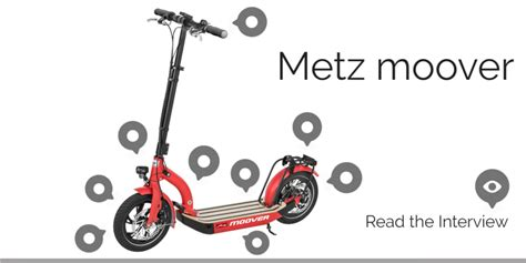 E-scooter: moover scoots to new heights at Metz | european