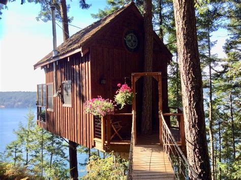 Exploring the Puget Sound region's unusual Airbnbs, from