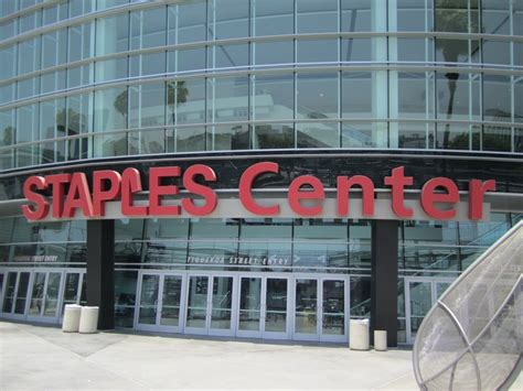 staples center | Travel | Pinterest