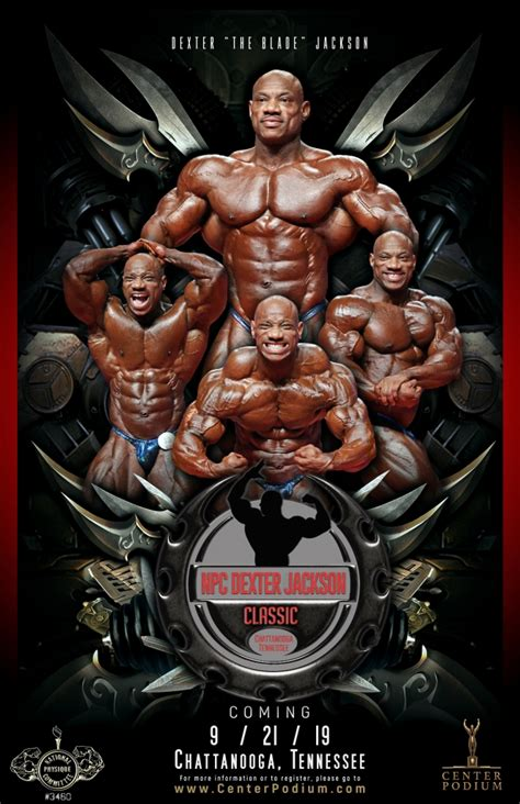 Dexter Jackson Classic | NPC Tennesee Contest in Chatanooga