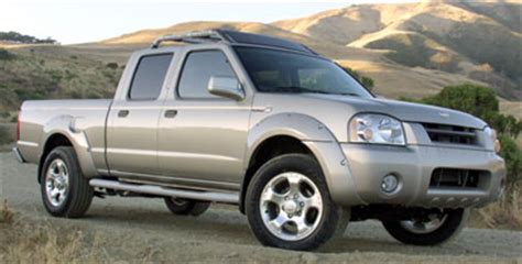 2003 Nissan Frontier Review