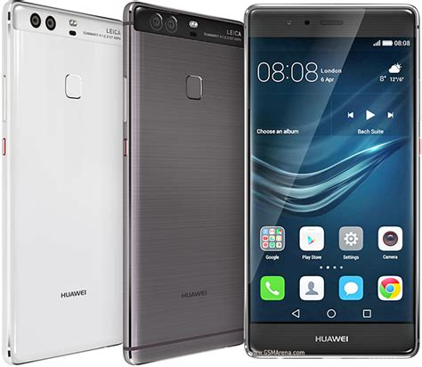 Huawei P9 Plus pictures, official photos