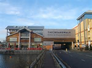 The Boardwalk, Lakeside Shopping Centre © David Anstiss cc