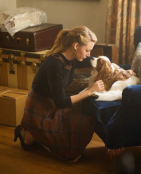See Blake Lively's Furry Co-stars in The Age of Adaline