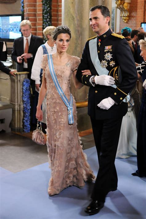 Queen Letizia of Spain, King Felipe VI of Spain - Queen