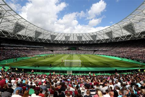 West Ham's London Stadium is 'not a football ground' and