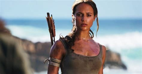 Man complains about the size of Lara Croft's breasts, gets