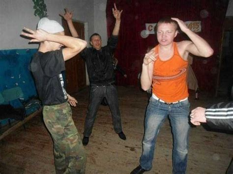 Russians Love To Party Hard   KLYKER