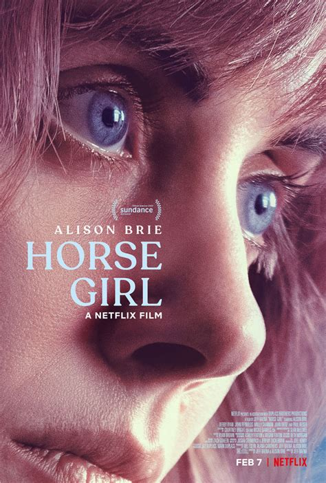 Alison Brie Searches For Alien Life In 'Horse Girl' Teaser