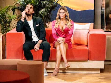 'Temptation Island' finale: Kate Griffith and David