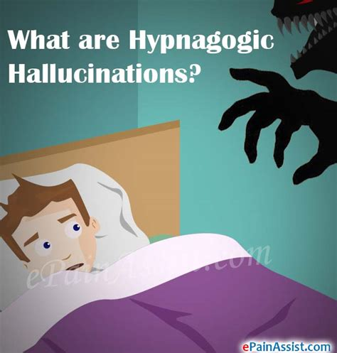What are Hypnagogic Hallucinations & How is it Treated