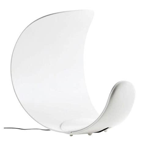 Luceplan Curl LED Table Lamp | AmbienteDirect