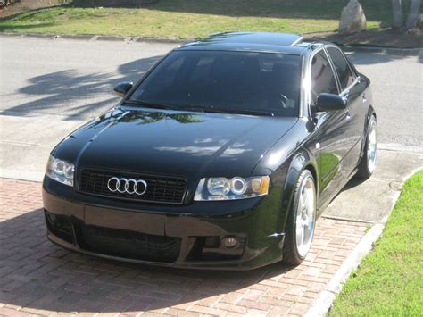 RIDE7 2003 Audi A4 Specs, Photos, Modification Info at