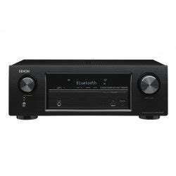 Denon AVR-X540BT Bluetooth Av Receiver Prices | Shop Deals