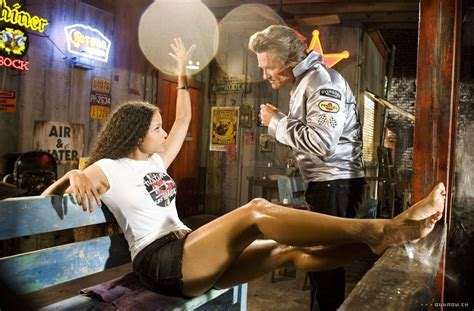 """A Crazy Story about Quentin Tarantino's """"Death Proof"""" You"""
