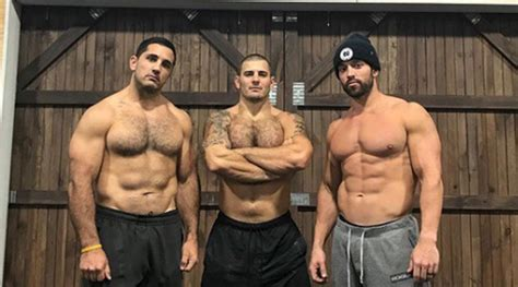 Why are Khalipa, Fraser and Froning Working Out Together