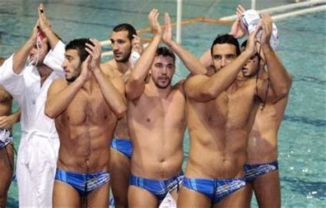 Greek Men's Water Polo Team Heads to Olympics After