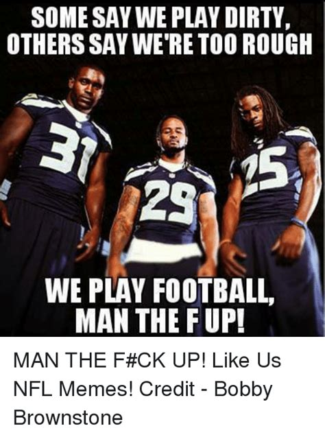 25+ Best Memes About Football and Dirty   Football and