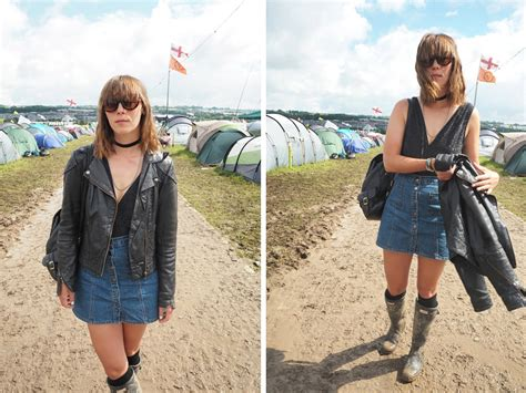 Sassy Sixties | Glastonbury Festival Outfit 2 - Fashion Et Moi
