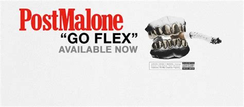 """Post Malone Releases New Single """" Go Flex"""" – Front Row"""
