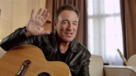 Bruce Springsteen In his own words SVT1 1 jun 10:40 lördag