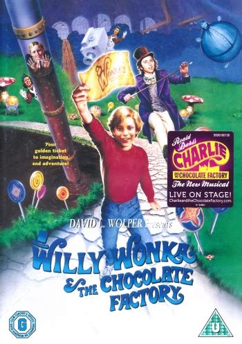 Willy Wonka And The Chocolate Factory - DVD - Discshop