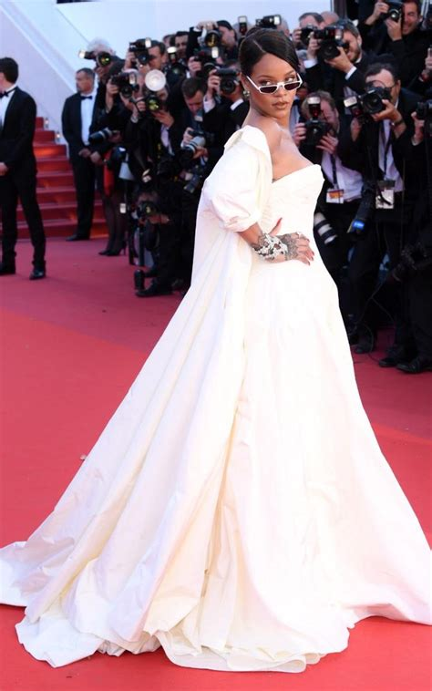 Cannes 2017: Rihanna rocks up on the red carpet in a