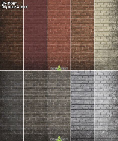 Walls and floors by Sandy at Around the Sims 4 » Sims 4