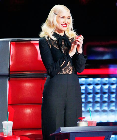 Video: The Voice's Gwen Stefani Style Preview | InStyle