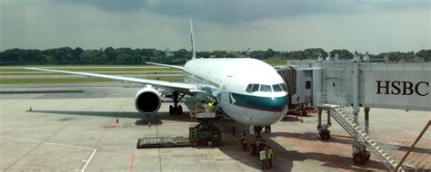 Test: Cathay Pacific Business Class Bangkok - Singapore
