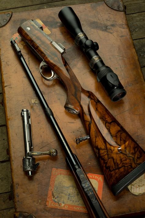 WESTLEY RICHARDS TAKE DOWN BOLT ACTION RIFLES