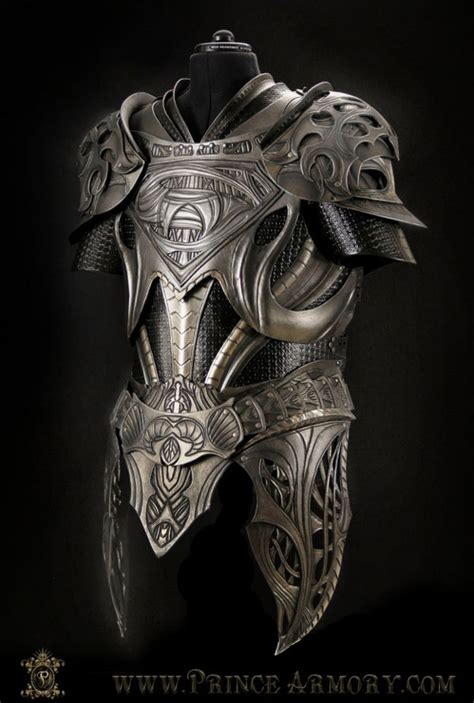 Suit Up With This MAN OF STEEL-Inspired Medieval Armor