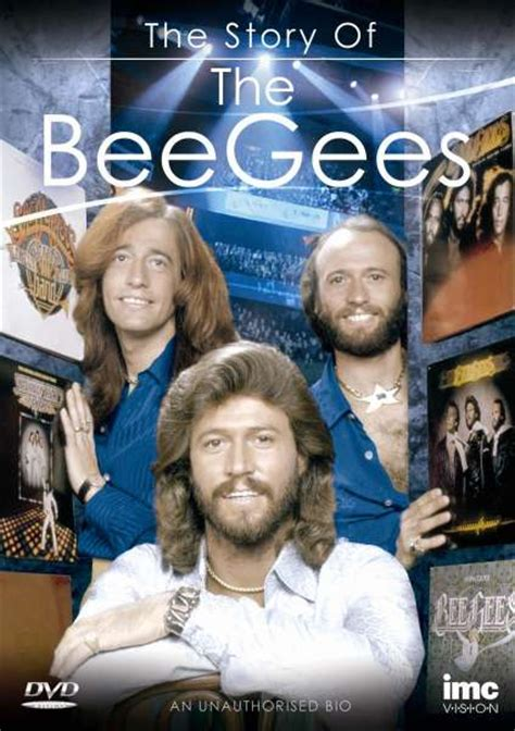The Story of The Bee Gees DVD - Zavvi UK