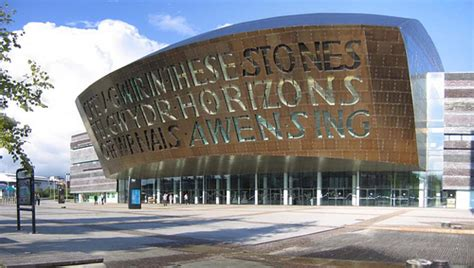 Culture and recreation in Cardiff - Wikipedia