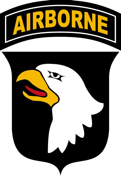 File:US 101st Airborne Division patch