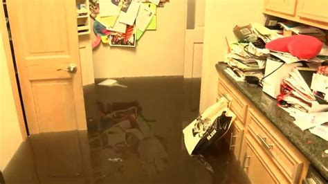 How To Clean Out Your Flooded Home In The Event Of a