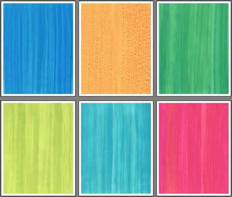 Tropical scrapbook supplies to print for vacation